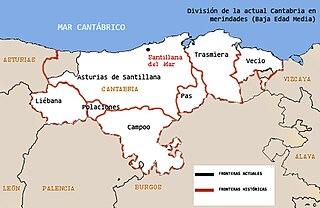 Santillana Del Mar Mapa.Asturias De Santillana Wikipedia