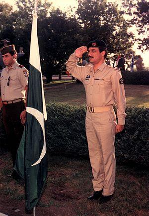 Shahid Aziz - Image: At Fort Leavonworth, Kansas