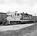 Atchison, Topeka, and Santa Fe, Diesel Electric Road Switcher Locomotive No. 2942 (15250881833).jpg
