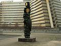 Athena, Skulptur von Alexander Gonda (1905-1977), City Nord, Hamburg-Winterhude.JPG