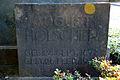 August Hölscher, geb. 24. September 1873, gest. 26. Februar 1949, Grabstein am Familiengrab, Kirchenfriedhof Karl-Kellner-Straße der Ev.-luth. Elisabeth-Kirchengemeinde Langenhagen.jpg