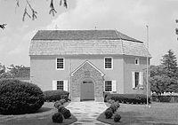 Augustus Lutheran Church, 717 West Main Street, Trappe (Montgomery County, Pennsylvaina).jpg