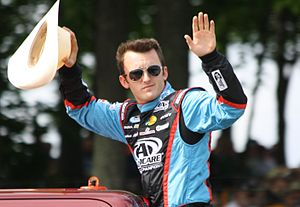 2013 NASCAR Nationwide Series - Austin Dillon, the 2013 NASCAR Nationwide Series Champion