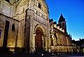 Autun Cathédrale St. Lazare bei Nacht 3.jpg