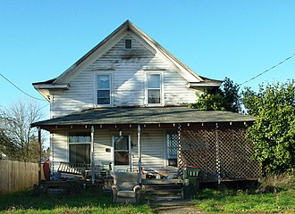 National Register of Historic Places listings in Yamhill County, Oregon - Image: Avery House Dayton, Oregon