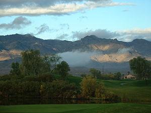 Laughlin, Nevada - Avi Resort and Casino Golf Course in Laughlin