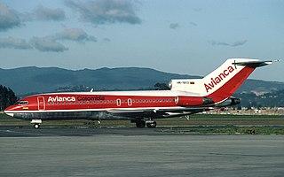Avianca Flight 203 1989 airliner bombing