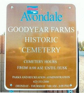 Goodyear Farms Historic Cemetery