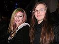Avril Lavigne and Sarahwinterman.jpg