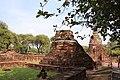 Ayutthaya Wat Phra Si Sanphet (Site of Royal Palace) (31539385537).jpg