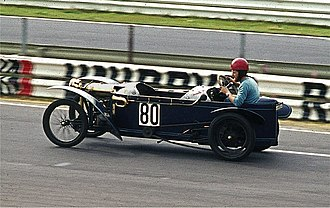 Bédélia - Bédélia from 1910 in 1975 at the Nürburgring