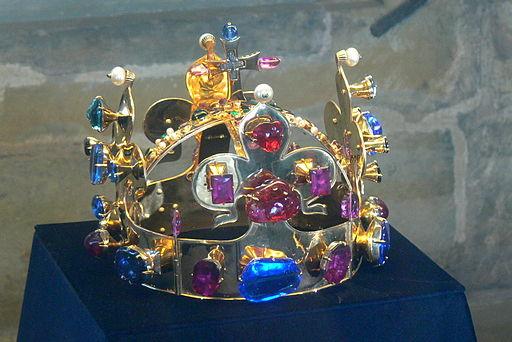 B�hmen Reichskleinodien - Krone 1