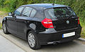 BMW 116d (E87) Facelift rear 20100630.jpg