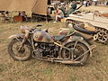 BMW military motorcycle at the War & Peace show pic3.JPG