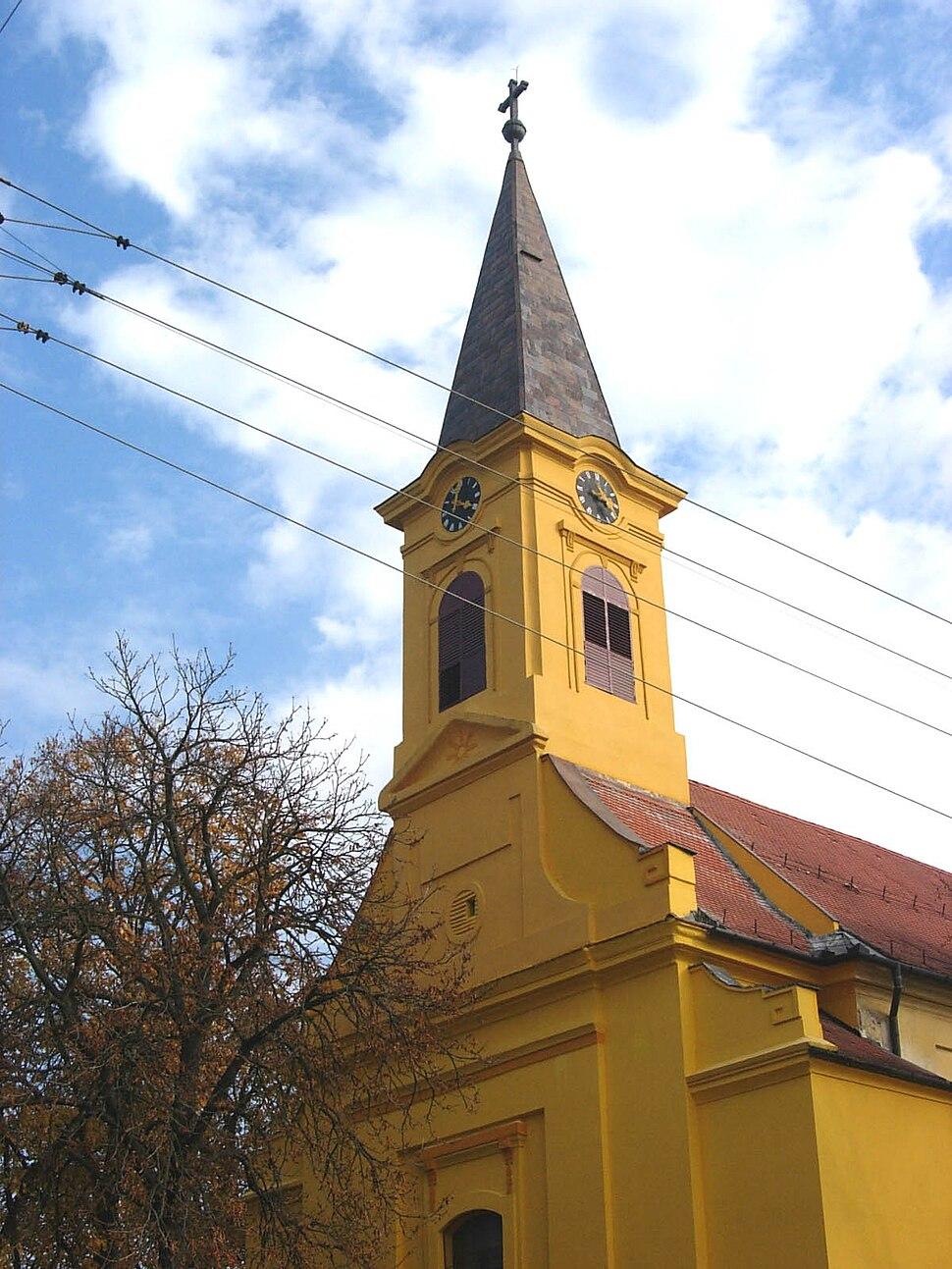 Bački Monoštor, Catholic Church