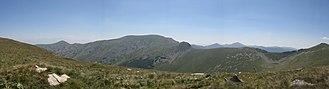 Baba Mountain (Macedonia) - Image: Baba planina 1