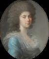 Bach - Friederike of Mecklenburg-Strelitz, pair.png