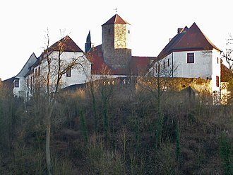 Prince-Bishopric of Osnabrück - Image: Bad Iburg Schloss 2