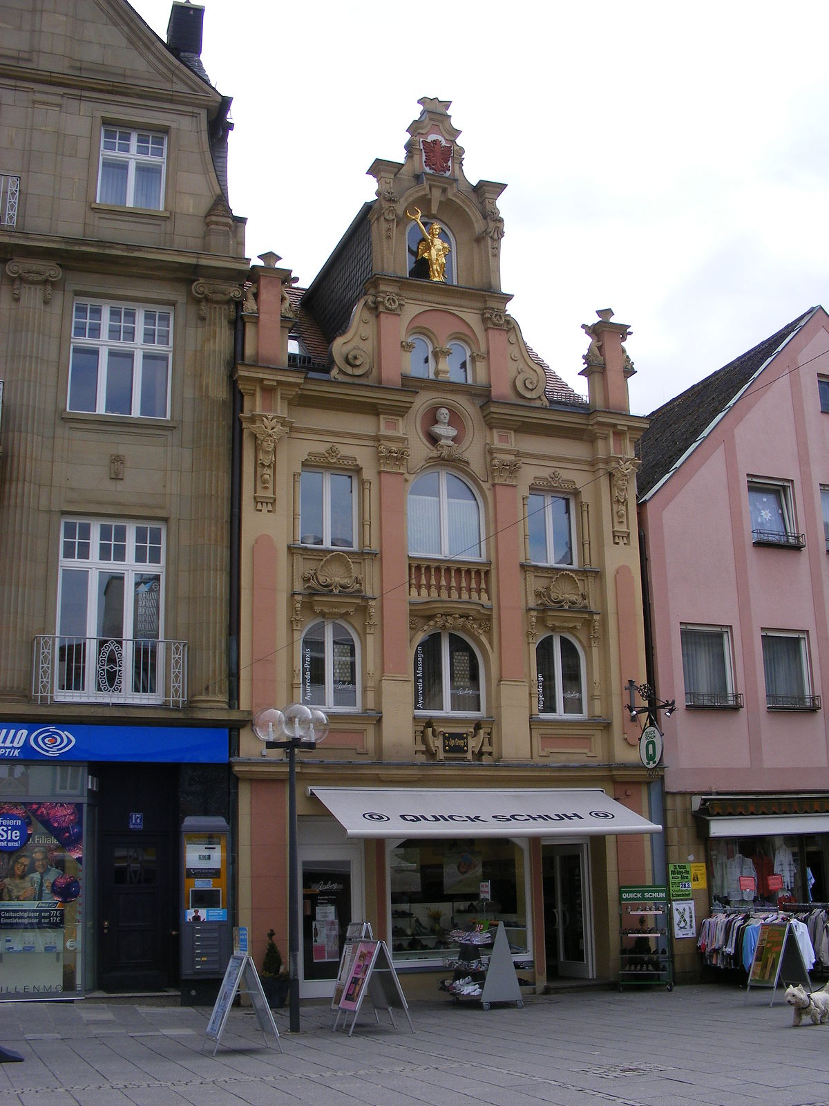 marktplatz 18 bad kissingen wikipedia. Black Bedroom Furniture Sets. Home Design Ideas