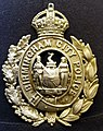 Badge - Birmingham City Police with wreath crest and supporters.jpg