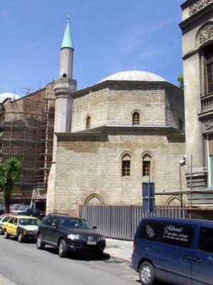 Islam in Serbia - Bajrakli Mosque in Belgrade