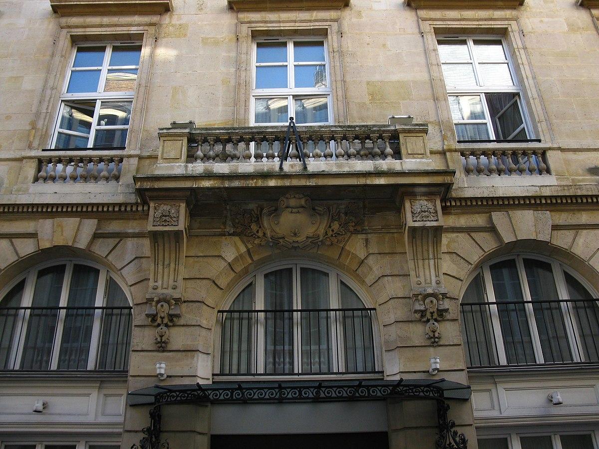 Grand h tel du palais royal wikidata - Grand hotel palais royal ...