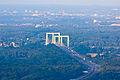 Ballonfahrt über Köln - Rodenkirchener Autobahnbrücke - A4-RS-4188.jpg