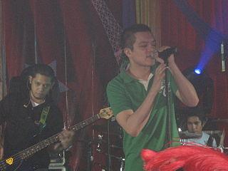 Bamboo (band) Filipino alternative rock band