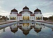 Banda Aceh's Grand Mosque