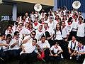 Banda del Liceo San Carlos celebrando la Independencia de Centroamérica (1221501141) 2008-09-15 Quesada, Alajuela, Costa Rica.jpg