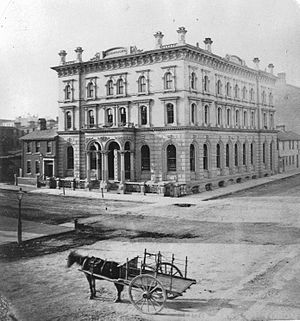 Bank of Toronto - Image: Bank of Toronto 1868