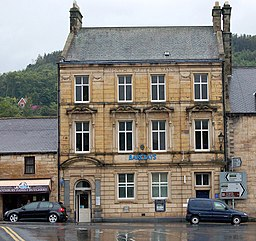 Barclays Bank, Rothbury - geograph.org.uk - 1382781.jpg