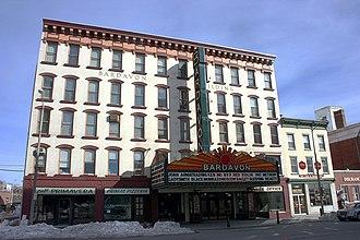 Bardavon 1869 Opera House - Image: Bardavon building poughkeepsie 2007 03 18