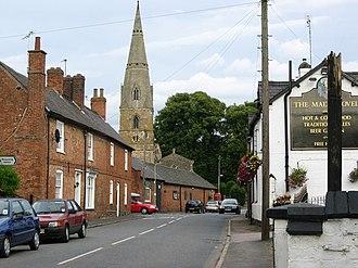 Barkby - Image: Barkby, near Leicester geograph.org.uk 42131