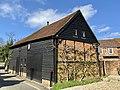 Barn to 113, Pednormead End, Chesham, March 2021.jpg