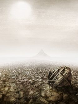 Barren immensit - Dagon by David Garcia Forés.jpg
