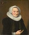 Bartholomäus Sarburgh - Belia Claesdr. wife of Pieter Sebastiaensz. Kettingh - 1630 - SK-A-818.jpg
