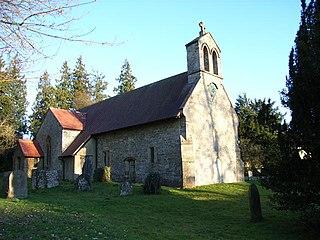 Barton Hartshorn Human settlement in England