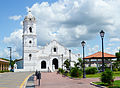 Basílica menor de Santiago Apóstol de Natá de los Caballeros...de lejos.jpg