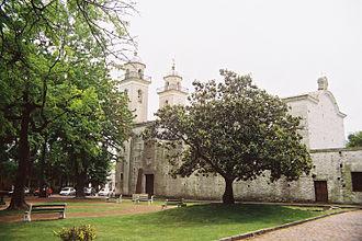 Colonia del Sacramento - Basílica del Santísimo Sacramento