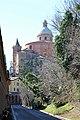 Basilica della Beata Vergine di San Luca sul Colle della Guardia - panoramio - Carlo Pelagalli (2).jpg