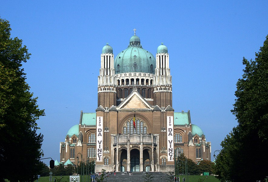 Basilica of the Sacred Heart, Koekelberg, Brussels