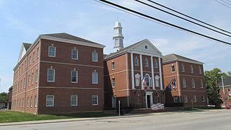 Batavia, Ohio - Clermont County Courthouse