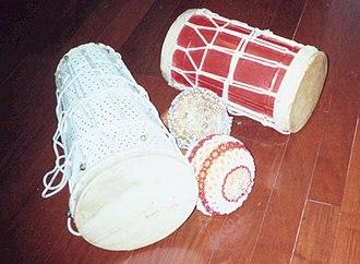 Candomblé Ketu - Atabaques Batuque