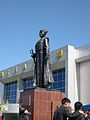 Bauirzhan Momishuly Statue (5663177860) (2).jpg