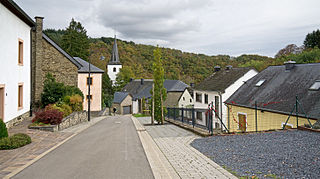 Commune in Wiltz, Luxembourg