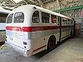 Bay Rapid Transit 80 replica at Pacific Bus museum, April 2018.JPG