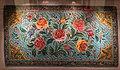 Beadvork tablecloth Penang 1910s IMG 9747 singapore peranakan museum.jpg