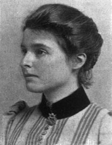 Beatrice Webb in 1894