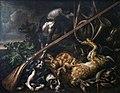 Beaux-Arts de Carcassonne - Attributs de chasse - Philip Ferdinand Hamilton 112x144 Joconde04400000372.jpg